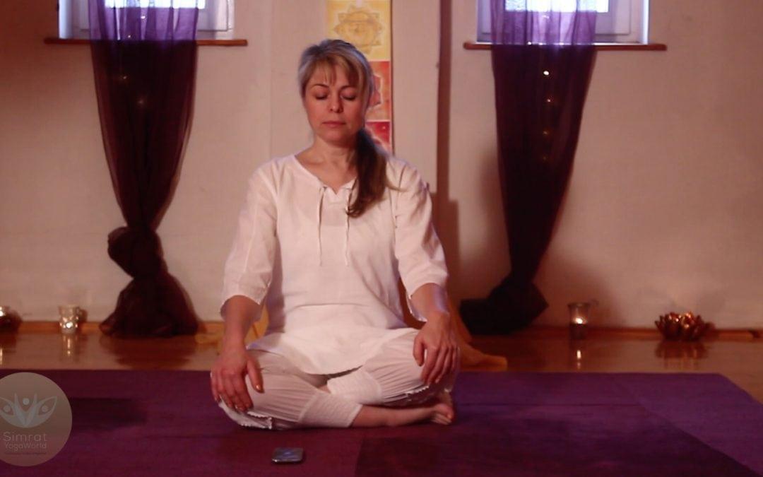Bemelegítés kundalini jóga gyakorláshoz