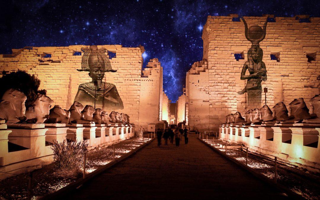 Az Ízisz és Ozirisz misztérium nyomában * exkluzív expedíció Egyiptomba * 2021. április 30-tól!